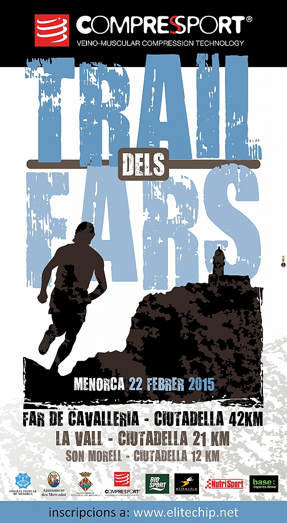 Compressport Trail des Fars 2015