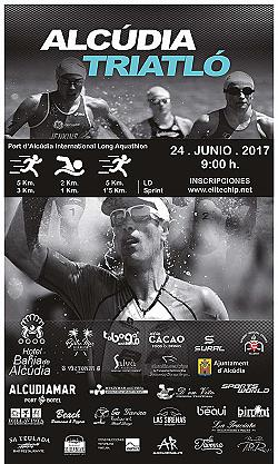 Port d'Alcudia Sprint Aquathlon 2017