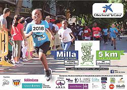 Milla Ciutat de Palma - 5 Km Son Gotleu 2018