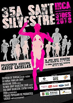 7a Mini Sant Silvestre d'Inca 2018