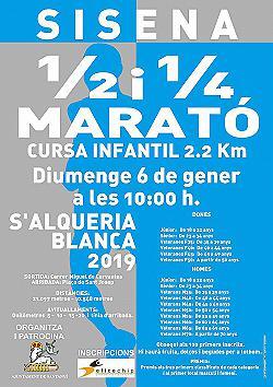 VI Mitja Marató S'Alqueria Blanca 2019