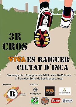 Cross Viva- Es Raiguer - Ciutat d'Inca 2019