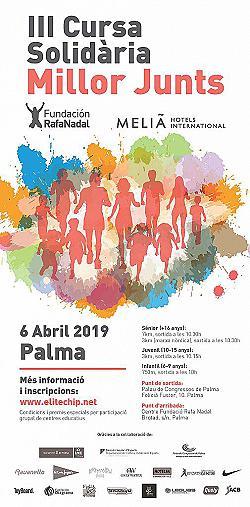 III Carrera Solidaria Millor Junts 2019