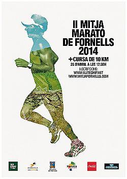 II Mitja Marató de Fornells 2014